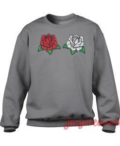 Exact Rose Crewneck Sweatshirt
