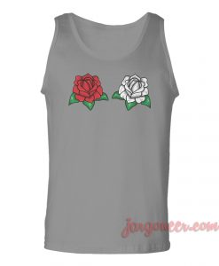 Exact Rose Unisex Adult Tank Top