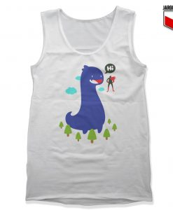 Fantasy Greetings Unisex Adult Tank Top