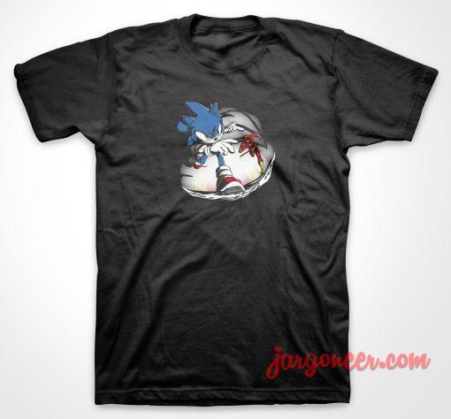 Faster Hero T Shirt