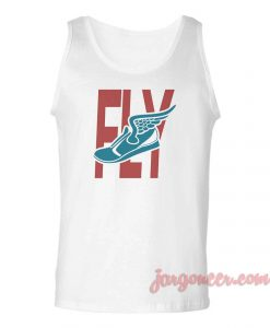 Fly Shoes Unisex Adult Tank Top