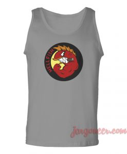 Flying Hellfish Unisex Adult Tank Top