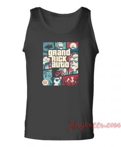 Grand Rick Auto Unisex Adult Tank Top