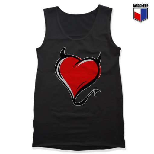 Love Hurts Unisex Adult Tank Top