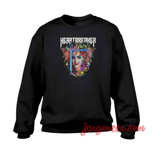 Heartbreaker Cover Crewneck Sweatshirt