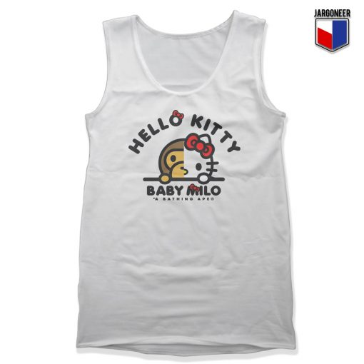 Hello Milo Unisex Adult Tank Top