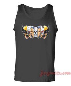 Heroes Evolution Unisex Adult Tank Top