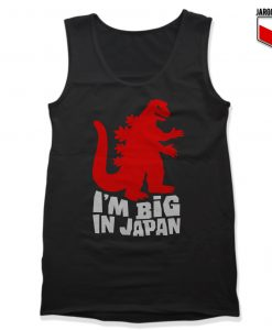 I Am Big In Japan Unisex Adult Tank Top