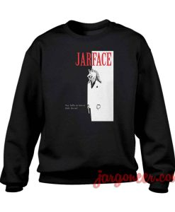 Jarface Star Wars Crewneck Sweatshirt