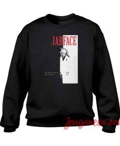Jarface Star Wars Crewneck Sweatshirt