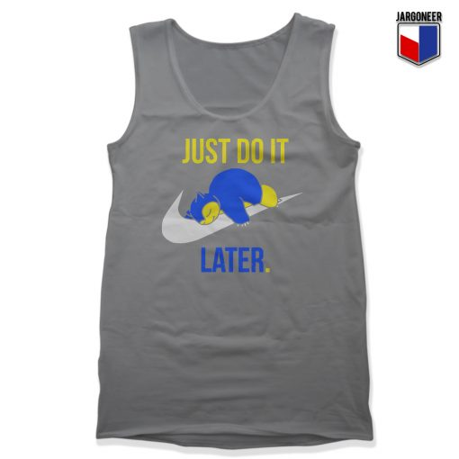 Just Relax Unisex Adult Tank Top