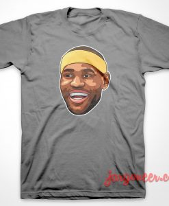 LeBorn James T Shirt