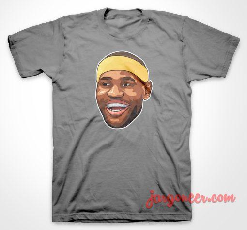 LeBorn James T Shirt