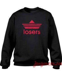 Losers Logo Crewneck Sweatshirt