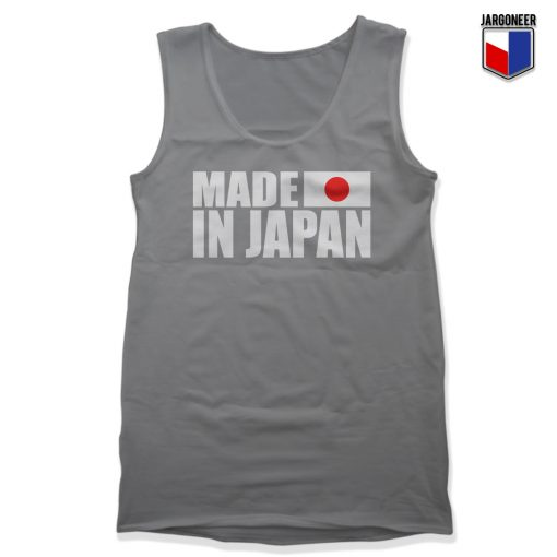 Made In Japan Unisex Adult Tank Top
