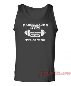 Mandelbaum's Gym Unisex Adult Tank Top