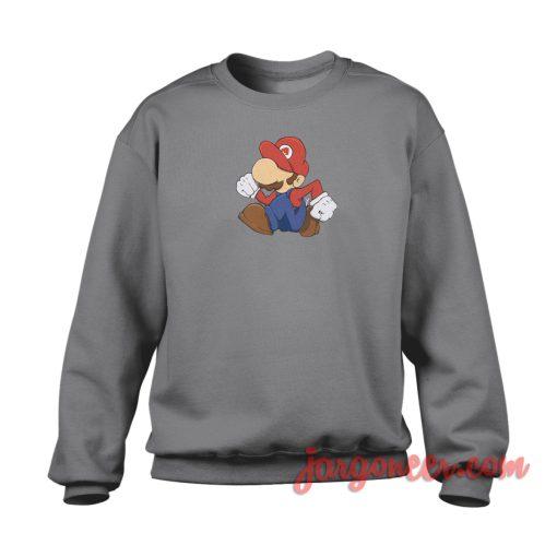 Mario Dope Crewneck Sweatshirt