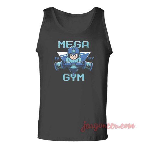Mega Gym 1987 Unisex Adult Tank Top
