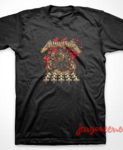 Metallicslug Parody T-Shirt