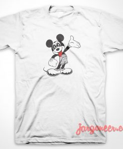 Mickey Kiss Parody T-Shirt
