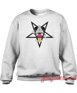 Mickeyminati Crewneck Sweatshirt