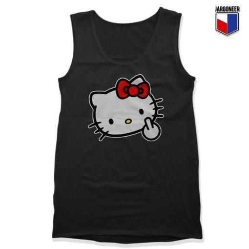 Bad Kitty Unisex Adult Tank Top