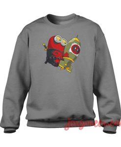 Minion Pool Crewneck Sweatshirt
