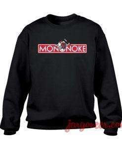 Mononoke Monopoly Logo Crewneck Sweatshirt