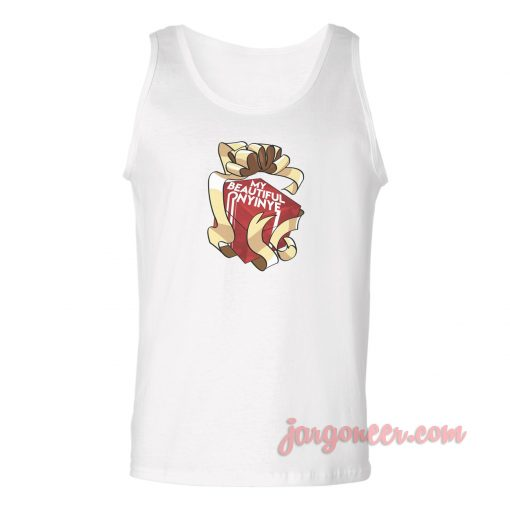 My Beautifull Onyinye Unisex Adult Tank Top