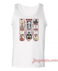 NHB Fighting Championship Unisex Adult Tank Top