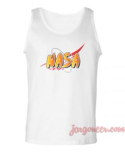 Nasa Ninja Unisex Adult Tank Top