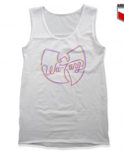 Wu Tang Clan Unisex Adult Tank Top