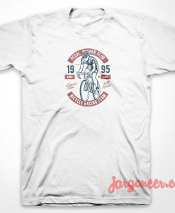 Pedal Pusher Bicycle Team T Shirt