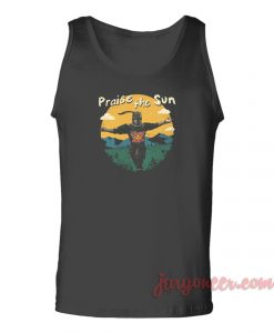 Praise Of The Sun Unisex Adult Tank Top