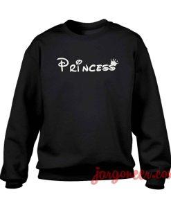 Princess Disney Crewneck Sweatshirt