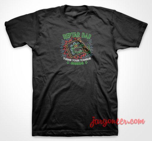 Reptar Bar Green T Shirt