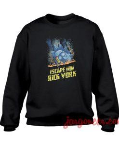 Rick York Crewneck Sweatshirt