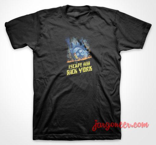 Rick York T Shirt