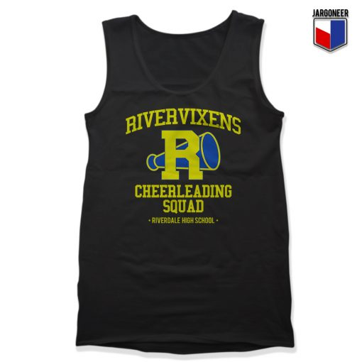Riverdale Cheerleading Squad Unisex Adult Tank Top