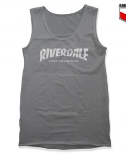 Riverdale - Leaves Your Cares Behind Unisex Adult Tank Top