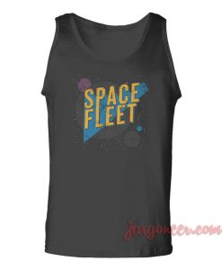 Space Fleet Unisex Adult Tank Top