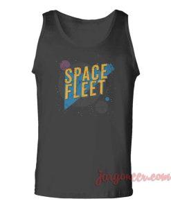Space Fleet Unisex Adult Tank Top