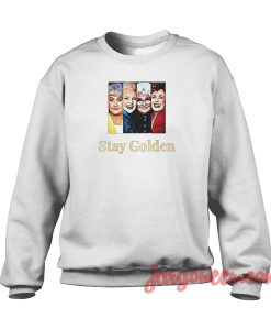 Stay Golden Movie Crewneck Sweatshirt