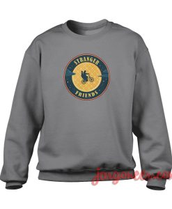 Stranger Friends Crewneck Sweatshirt