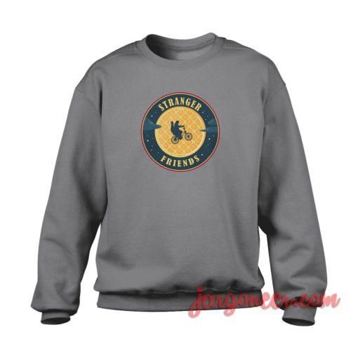 Stranger Friends Crewneck Sweatshirt