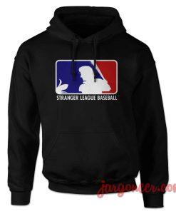 Stranger League Baseball Hoodie