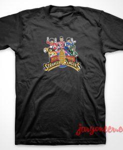 Stranger Rangers T-Shirt