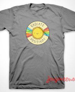 Sun Radiate Positivity T-Shirt