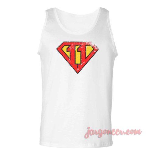 Super Eleven Stranger Things Unisex Adult Tank Top
