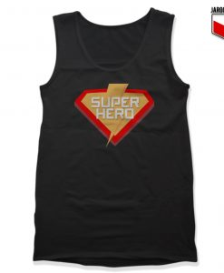 Super Hero Unisex Adult Tank Top